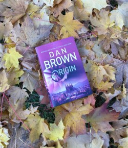#BookReview Origin by Dan Brown