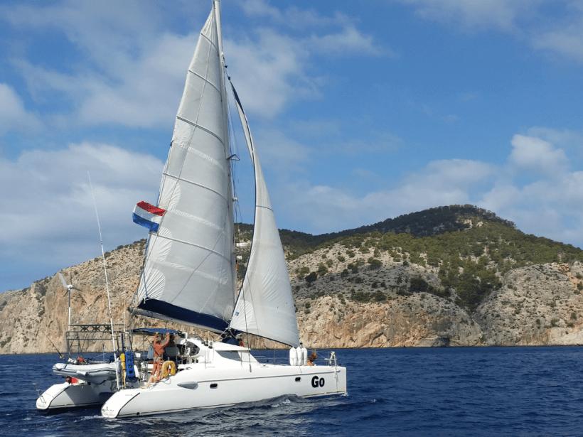 Mallorca catamaran day trip