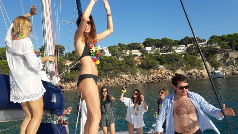 Malllorca catamaran trips