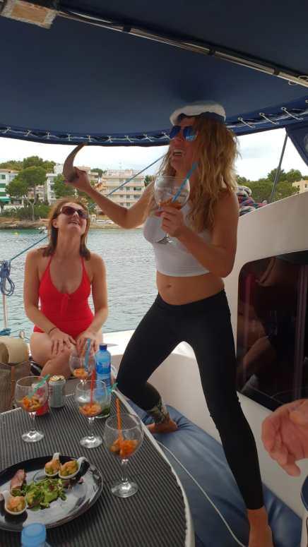 Mallorca catamaran trips -sail go catamaran