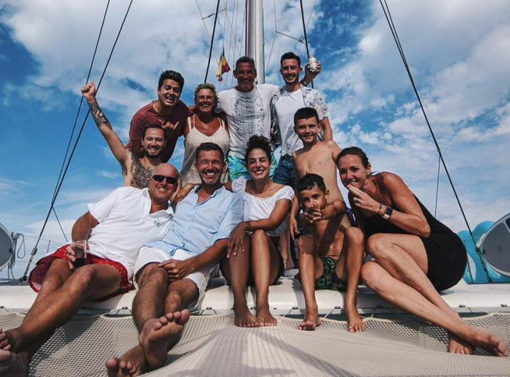 Mallorca catamaran trip - Sail go catamaran - shared sailing trip