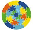 Jig Saw Puzzle Globe