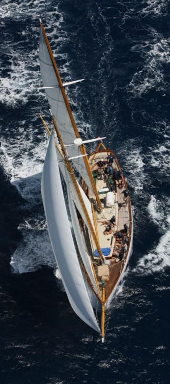 Sail Schooner HERON Maine and the Grenadines