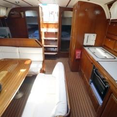 Bosun Chair Rental Swivel Rocker Patio Chairs Canada Bavaria 42 For Rent In Marmaris Aegean Sea
