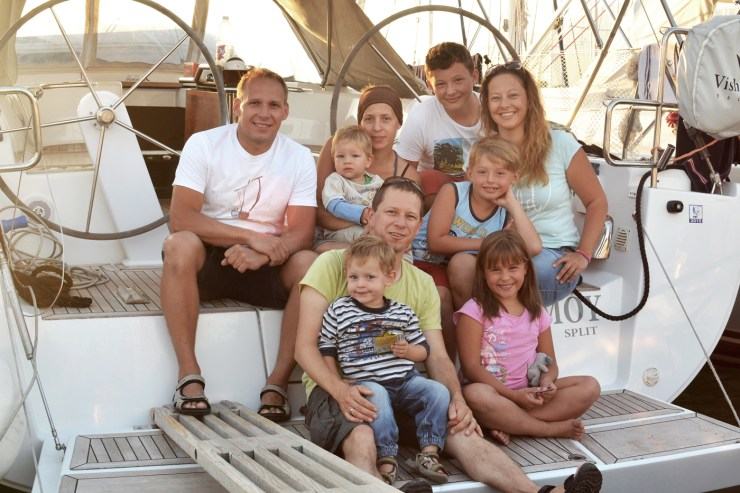 Crew Kroatien