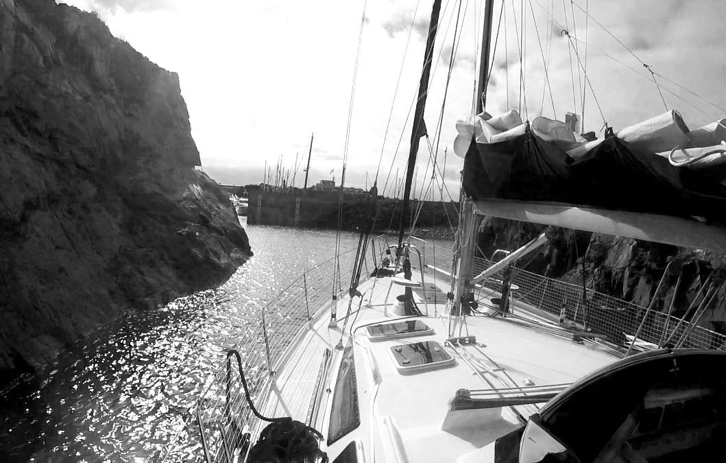 Klein aber fein – Beaucette Marina auf Guernsey