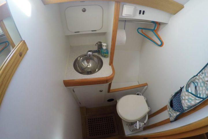 Ovni435 zu verkauven Toilette