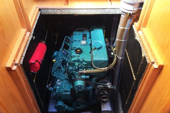 Motor OVNI 435 zu verkaufen