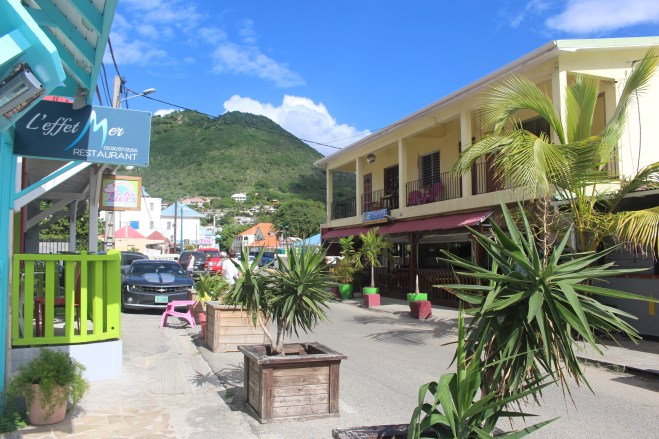 Streets of Grand Case