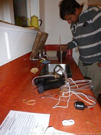 unser Emergency-Wassermacher