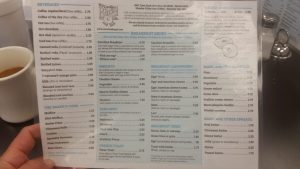 Carolina Bagel Co & Deli Menu