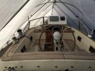 Båden pakket godt ind
