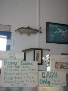 Beaver Island Fish Market