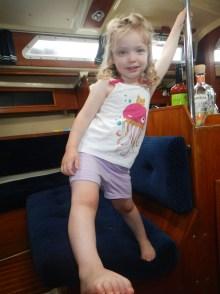Boat Gymnastics