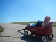 Cruisin' - wagon-style