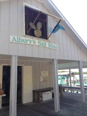 Family-owned and operated for three generations, this sail shop is an island staple. Originally, the bags were made from sail cloth,.