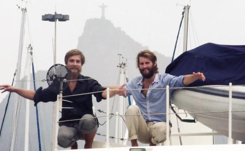 The Sailing Conductors in Rio de Janeiro