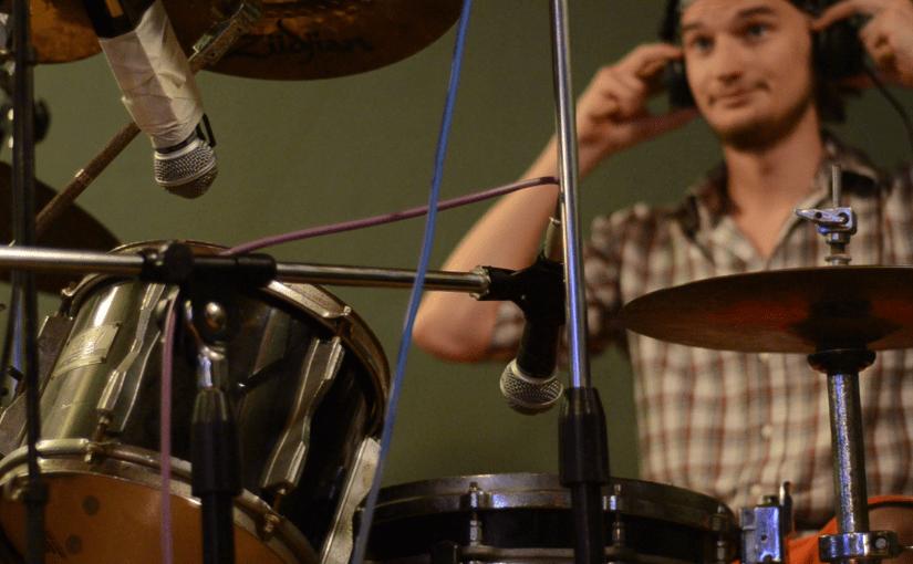 Drums: Reinhard Liebers
