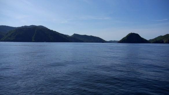 Die nächsten 2 1/2 Tage Flaute vor Trinidad und Tobago