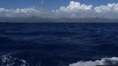 3 Tage kreuzen wir unmittelbar vor der Kueste Kubas