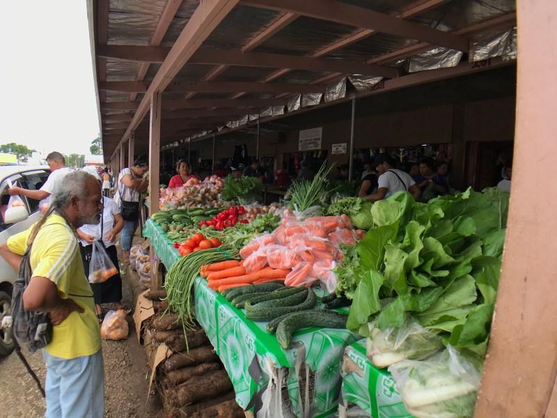 Nukualofa Markets