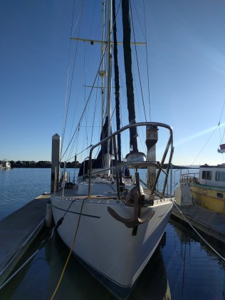 Bow (bowsprit coming soon)