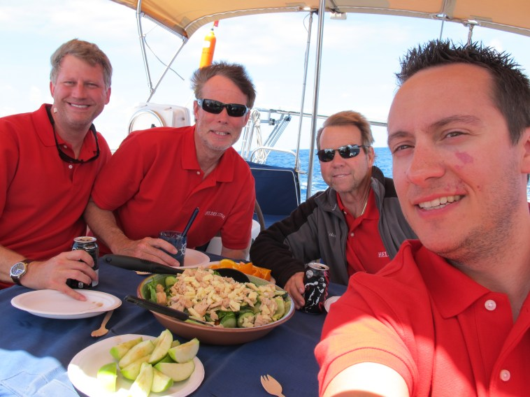 Eric, Dan, Tom and Pierre