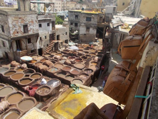 Tannery, Fes copy