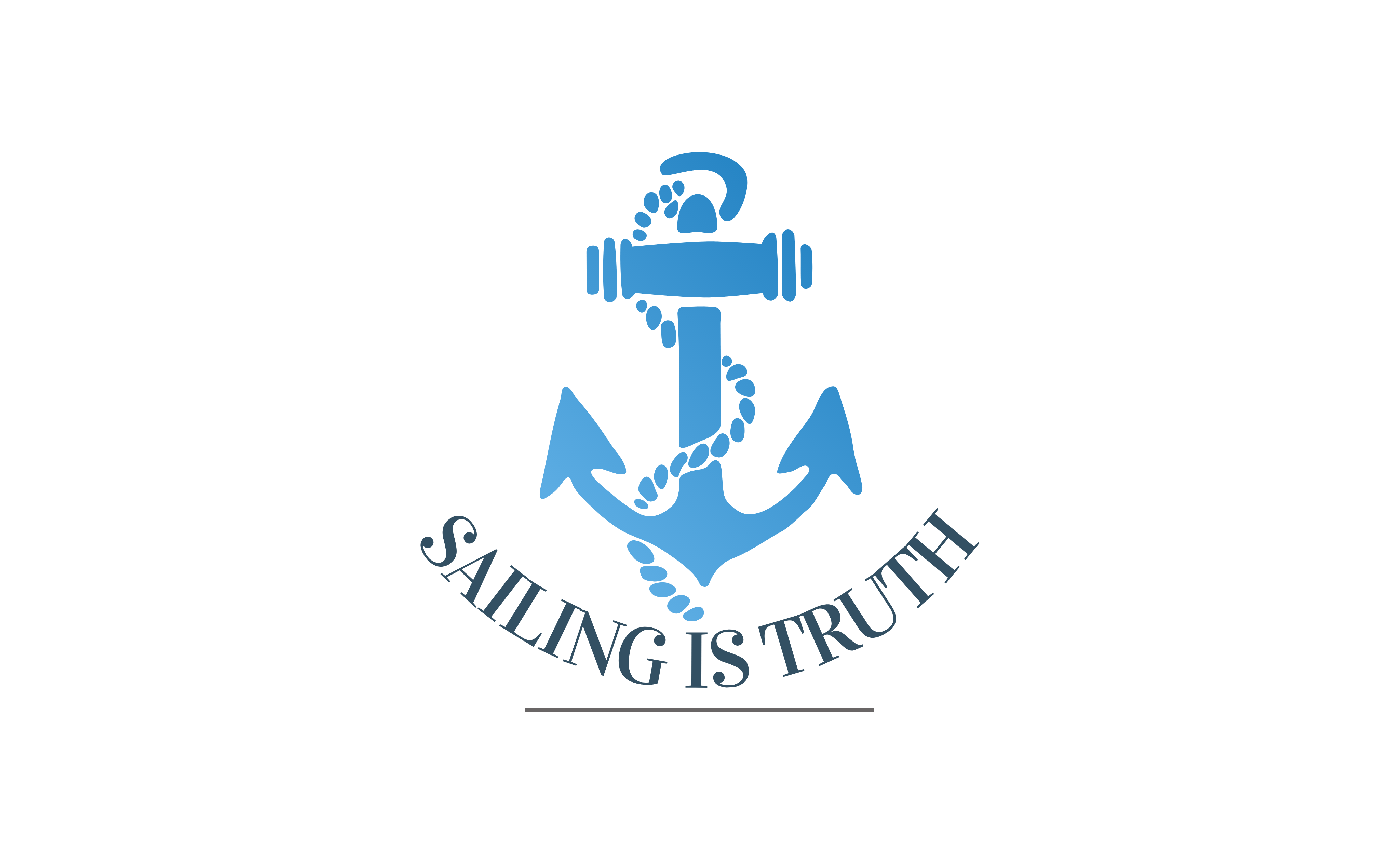 SAILING IS TRUTH