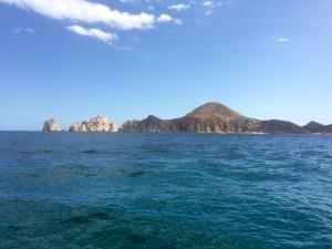 Rounding Cabo.