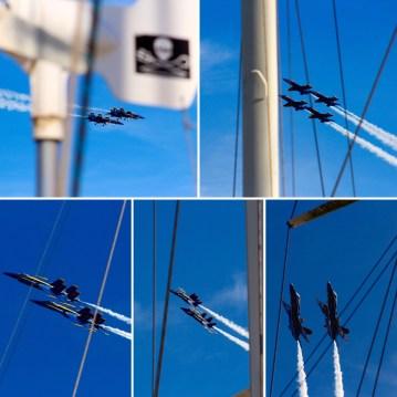 Blue Angels at Fleet Week