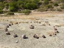 Rock formation at Puerto Ballandra