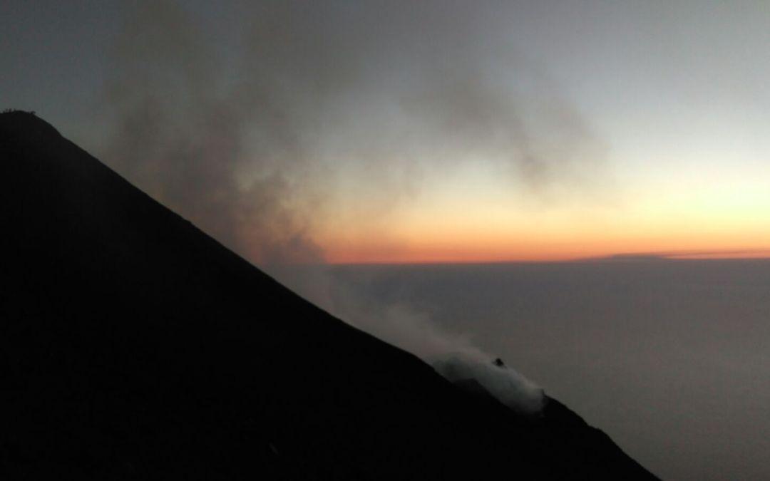 La carta del Grumete IV: Los almogávares conquistan los volcanes del Mediterráneo III