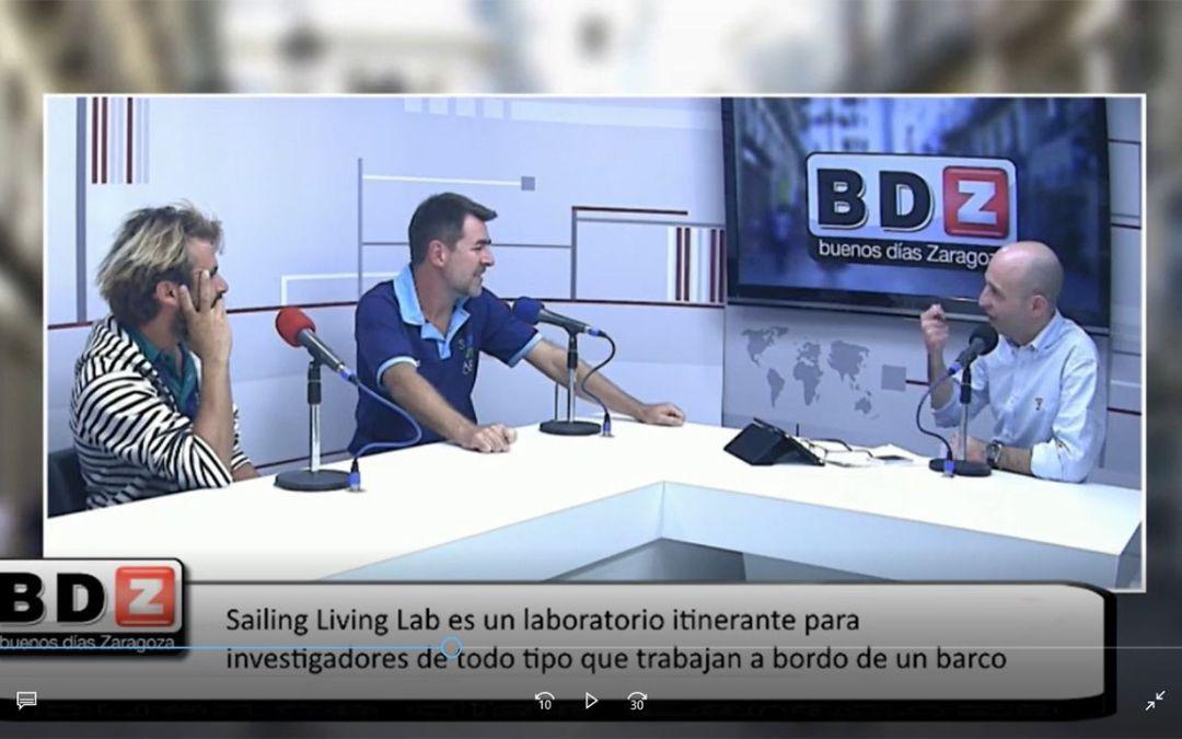 Sailing Living Lab en Canal 15 TV