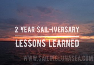 sailing luna sea lessons learned