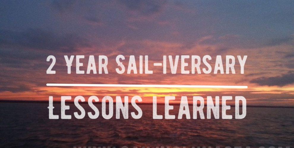 sailing luna sea lessons learned