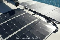 solar for lithium ion batteries