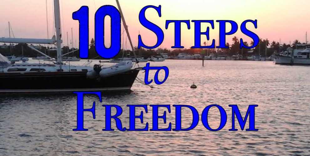 sailing luna sea cruising travel blog live aboard freedom