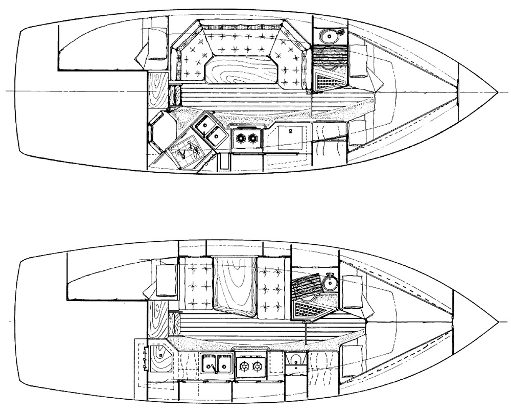 Pacific Seacraft Orion 27