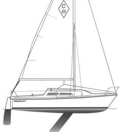 catalina 22 sail boat wiring diagram [ 1000 x 1859 Pixel ]