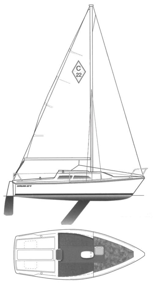 small resolution of catalina 22 sail boat wiring diagram