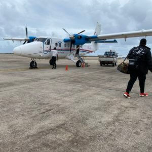 The big move – from Scotland to Bequia!