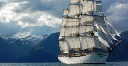 Cisne Branco - Photograph from Tall Ships Belfast