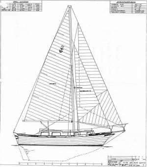 About the Boat – Seabird is FOR SALE! | Sailing Seabird