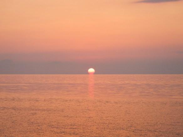 Sunset from Marathon Key