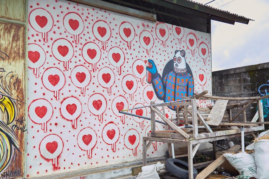 Canggu Graffiti