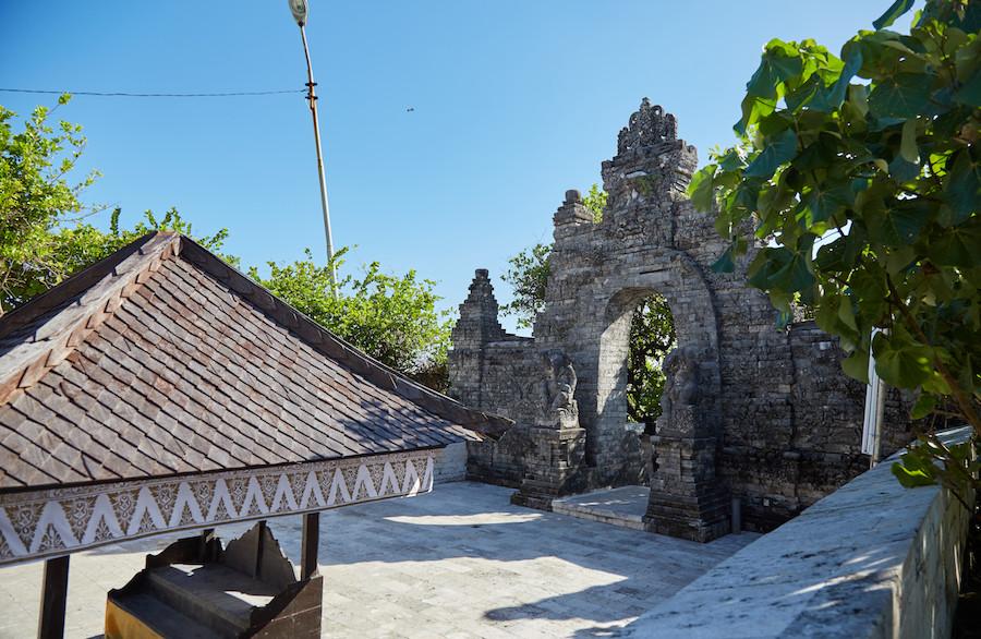 Uluwatu Arched Gate