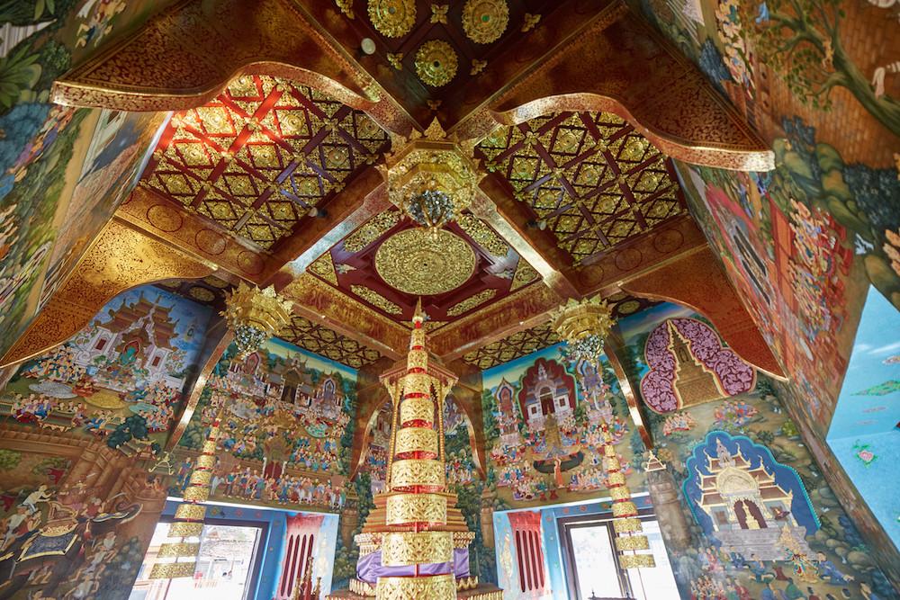 Chiang Mai City Pillar