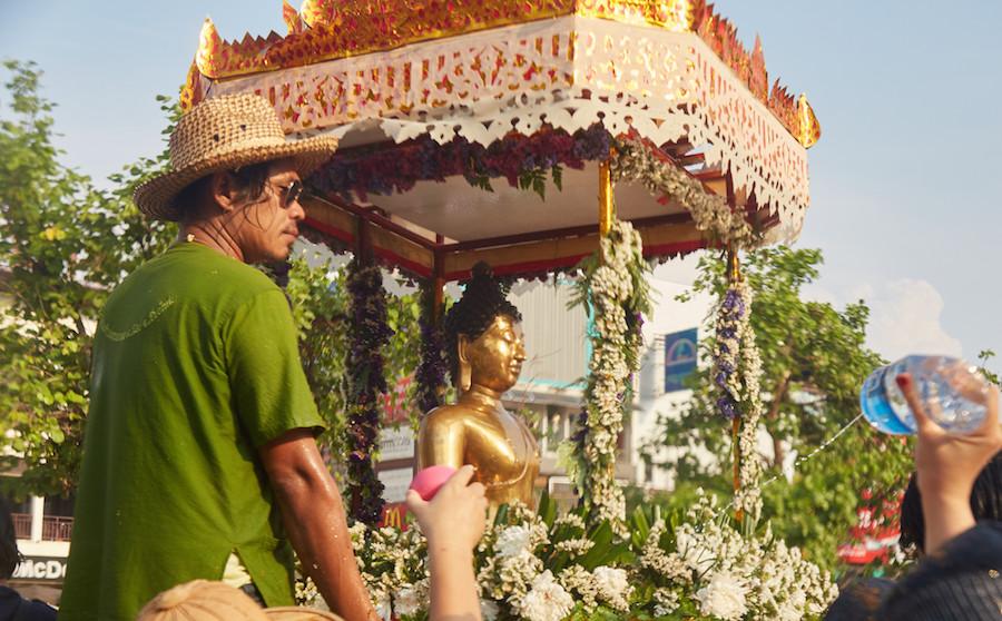 Phra Sihing Songkran