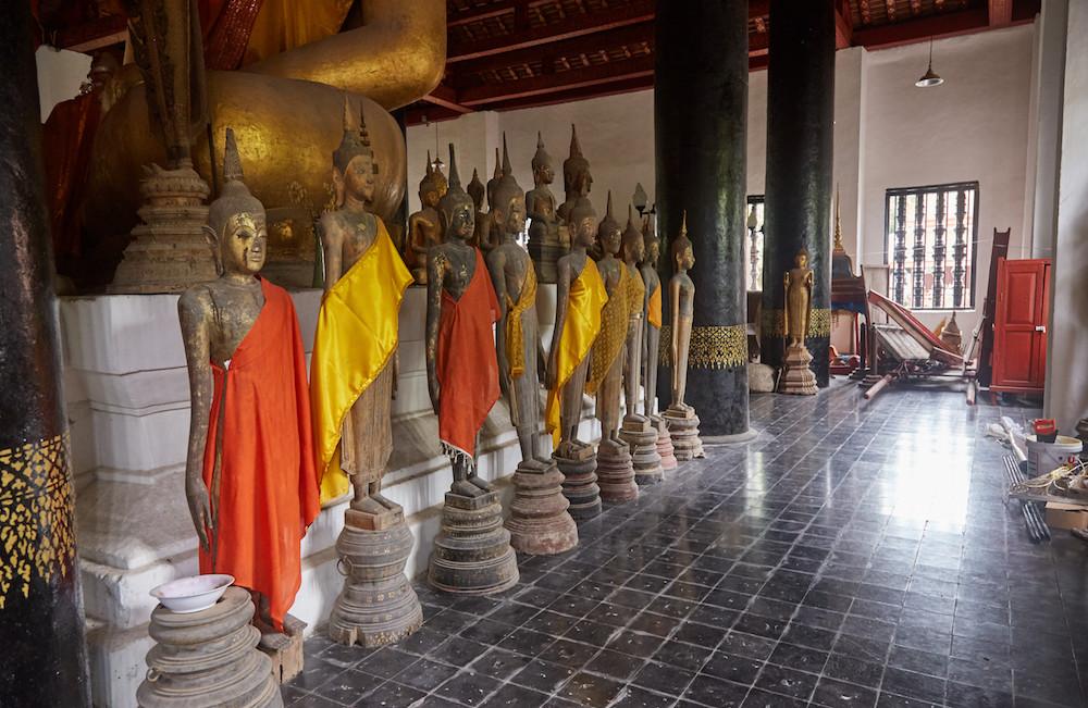 Wat Visounnarath Museum